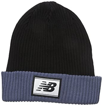 New Balance Earflap Winter Beanie a5df0332630