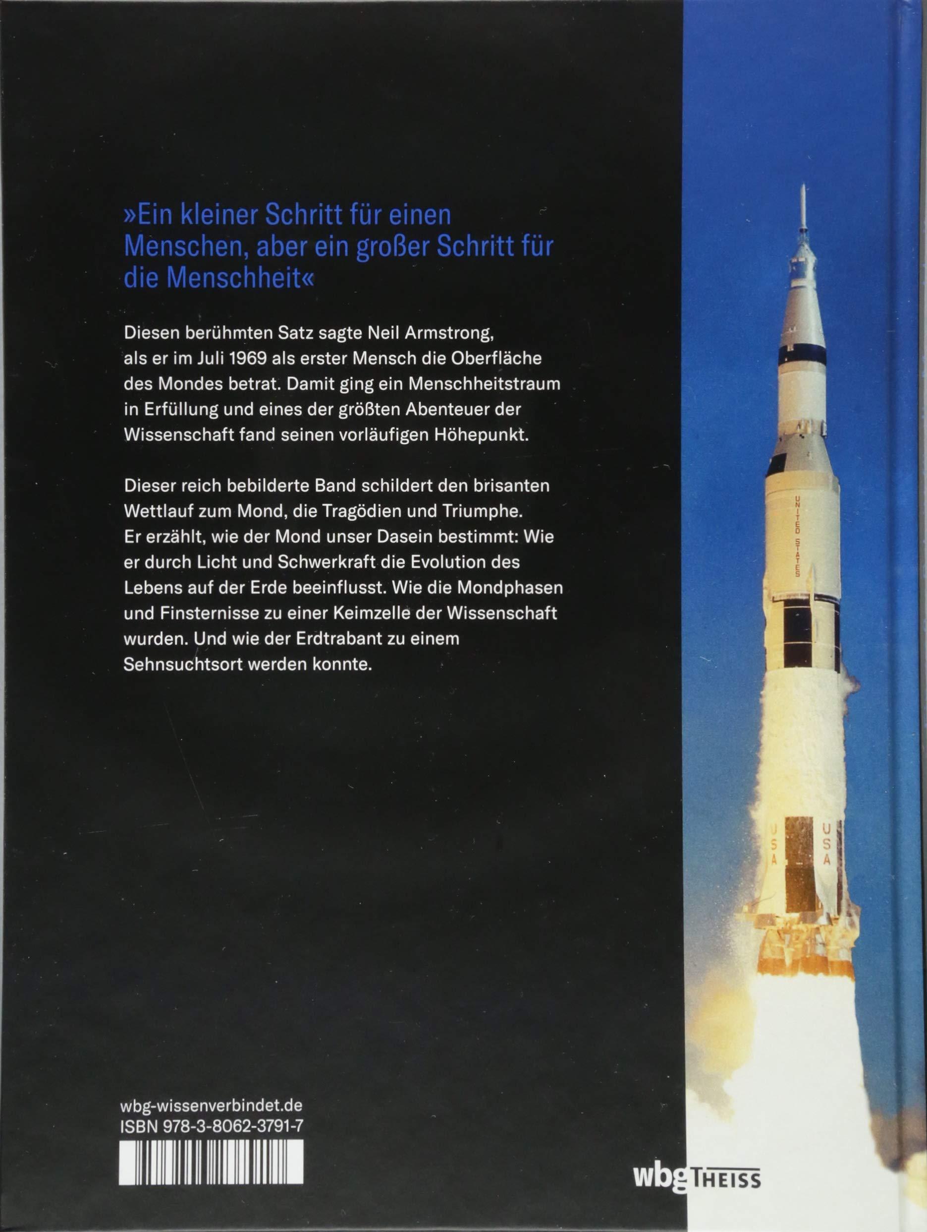 Ein Großer Schritt Für Die Menschheit 50 Jahre Mondlandung Amazon