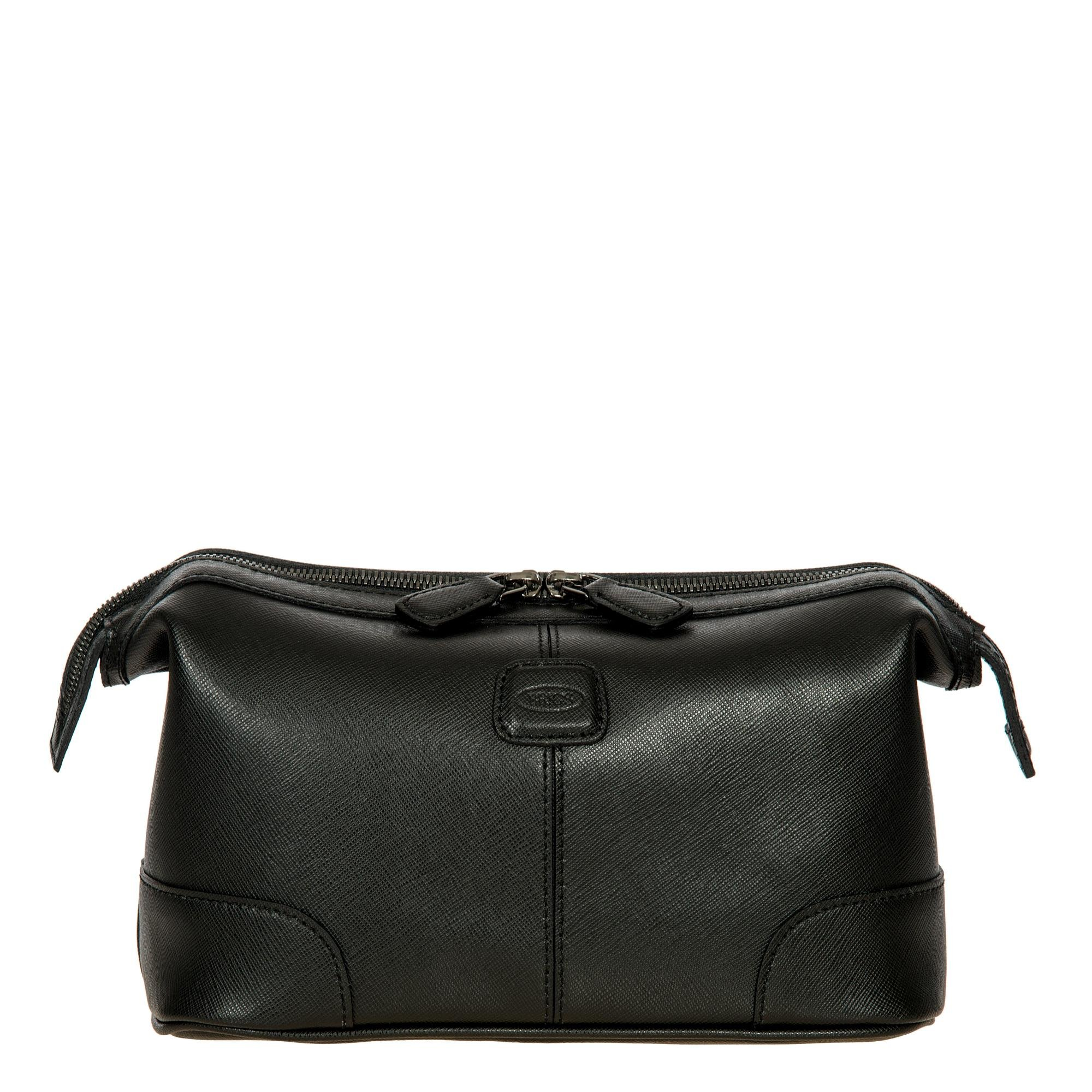 BRIC'S Varese Grooming Case (Black) by Bric's