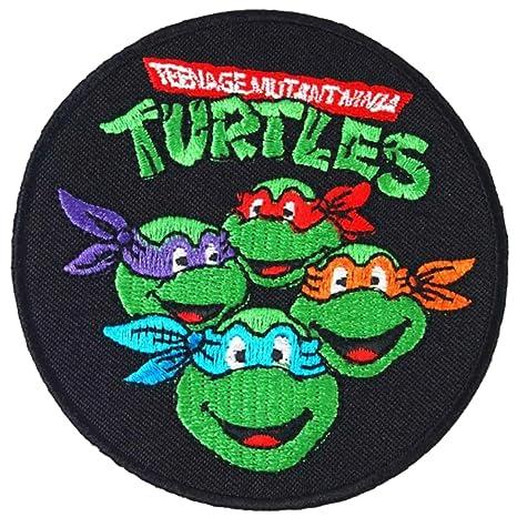 Superhéroes de las Tortugas Ninja grupo 3,25