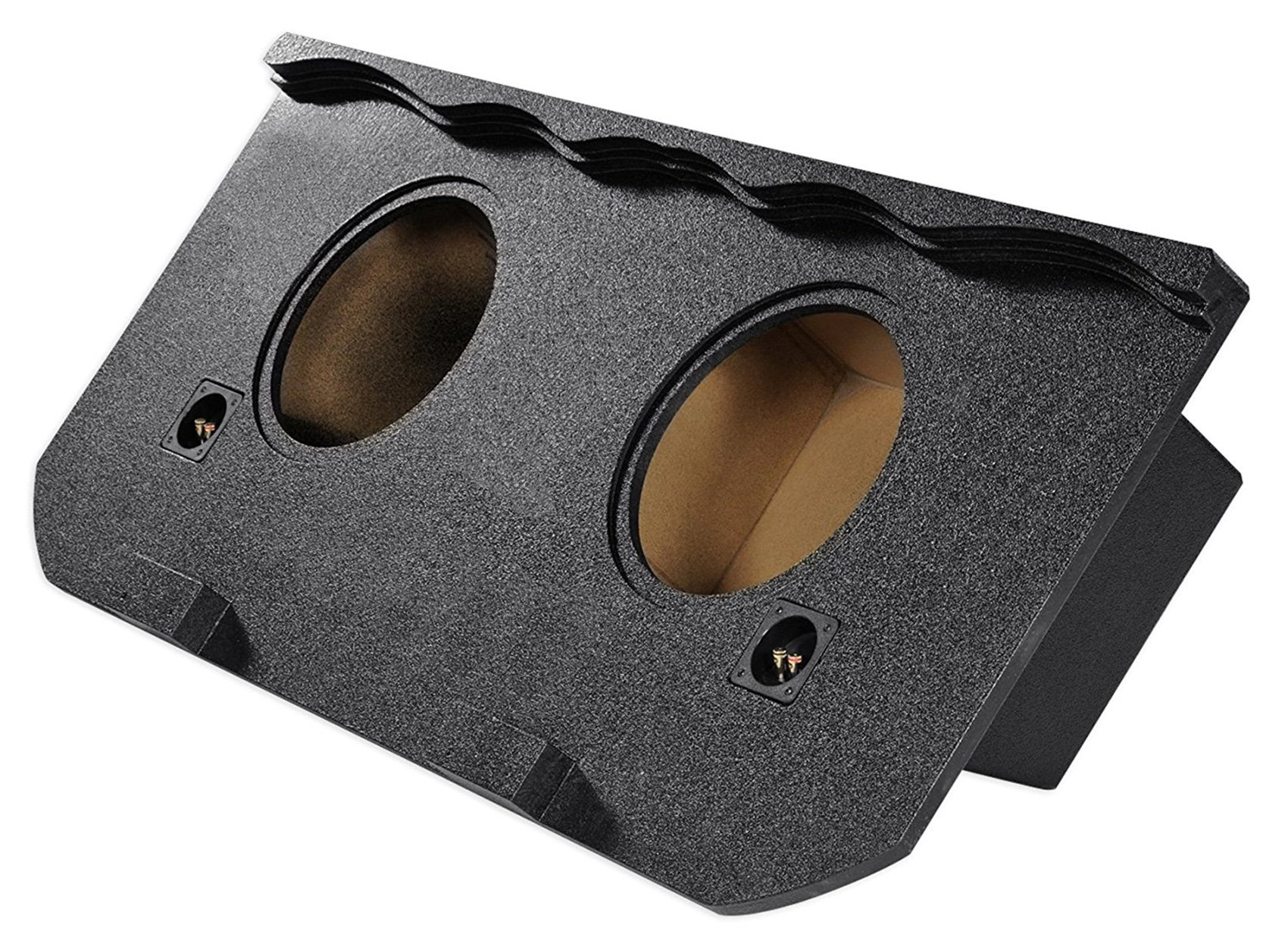 EXT Dual 12'' Sealed Subwoofer Box for 2002-13 Chevy Avalanche, Cadillac Escalade