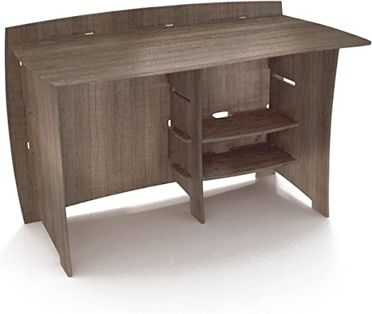 Legare Furniture Grey Driftwood Straight Desk 48 Inch Amazon Ca Home Kitchen
