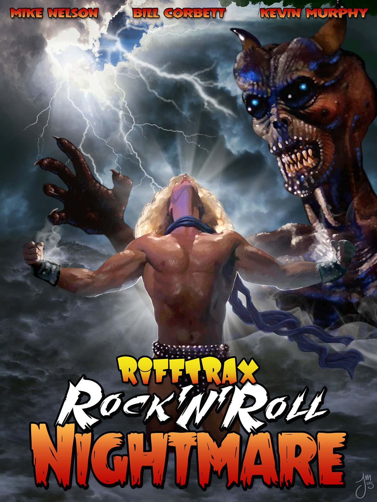 RiffTrax: Rock N Roll Nightmare