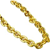 Chain Beads (gold) Party Accessory  (1 count) (1/Card)