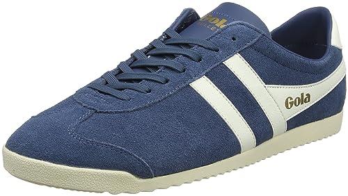 Gola Bullet Suede, Sneaker Uomo, Blu (Baltic/off White WA), 44 EU