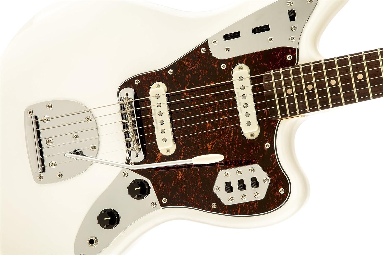 Fender Squier VM Jaguar OW Guitarra Eléctrica: Amazon.es: Instrumentos musicales