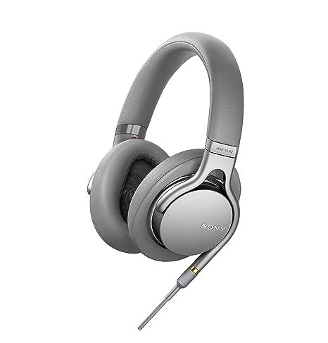 Sony MDR-1AM2 Kopfhörer (High Resolution Audio, Beat Response Control, ultraleichtes Design, inkl. wei hochwertiger Audiokabe