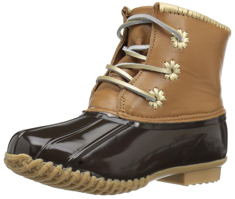 Jack Rogers Women's Chloe Classic Rain Boot B01ET8NJ9M 6 B(M) US|Dark Brown