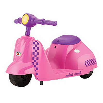 Razor Jr. Mini Mod Electric Scooter, Pink : Sports & Outdoors