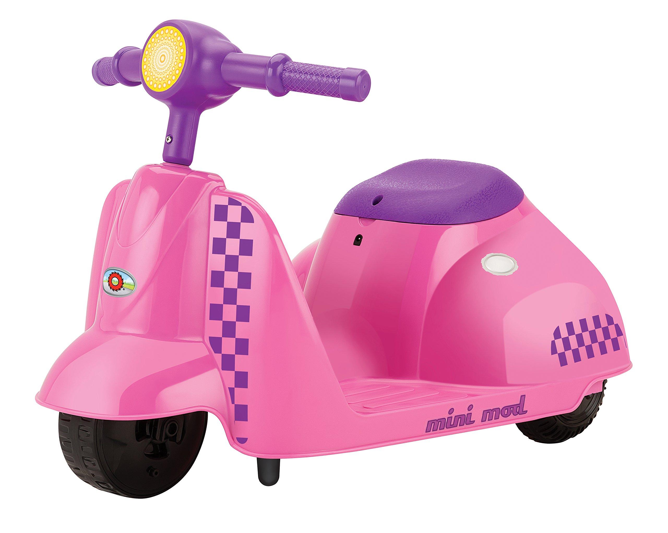 Razor Jr. Mini Mod Electric Scooter, Pink by Razor