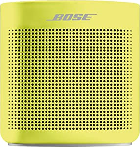 SoundLink Color Bluetooth speaker II - Yellow citrus