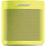 Bose 752195-0900 SoundLink Colour Bluetooth Speaker II, Yellow Citron