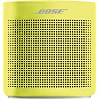 Bose SoundLink Colour Bluetooth Speaker II, Yellow Citron