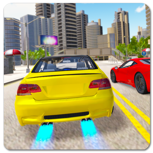 Street Race Driving - Multiplayer