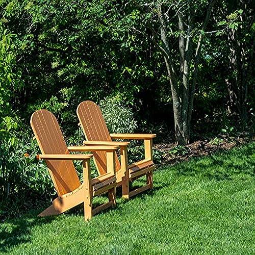Posterazzi PDDUS39JEG0112LARGE Pair of Adirondack Chair