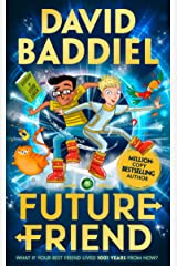 Future Friend: The new Bestselling Baddiel Blockbuster children's book in 2020 Kindle Edition
