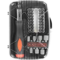 Black & Decker A7062/XJ Aksesuar Seti, Gümüş, 1 Adet