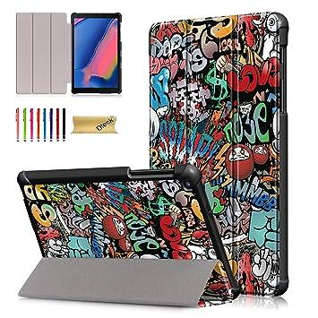 Amazon.com: Dteck - Funda para Samsung Galaxy Tab A con ...
