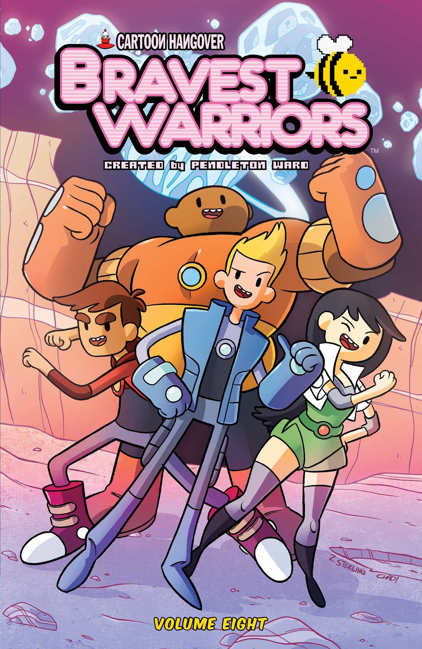 Bravest Warriors Vol. 8 PDF
