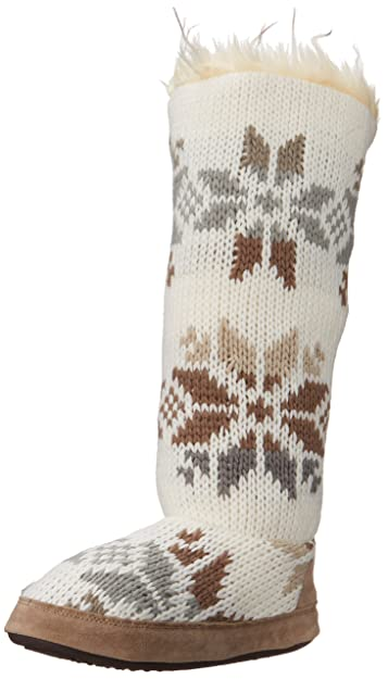 Women's Ivory Maleah Winter White Slouch Boot