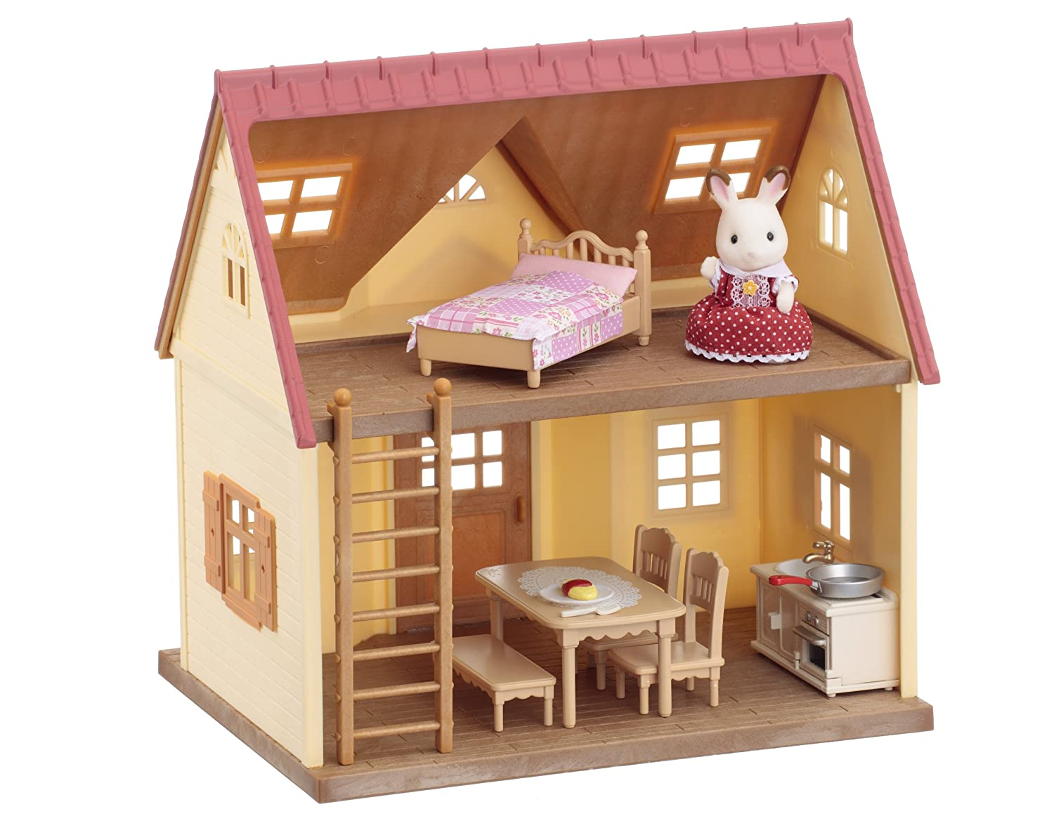best dollhouses for toddlers reviews and guide 2017. Black Bedroom Furniture Sets. Home Design Ideas