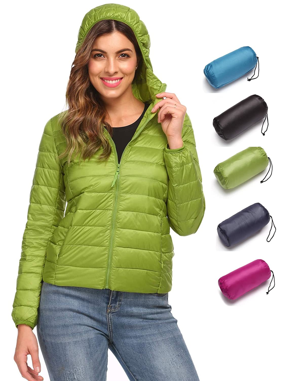 Corgy OUTERWEAR Corgy レディース S|Bud B076DYPZFD S|Bud OUTERWEAR Green Bud Green S, オオクワムラ:556f61f5 --- magento.marketcentral.in