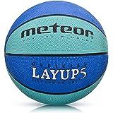 meteor Basket barn kvinnor män storlekar 5 6 7 orange perfekt för inomhus träning matcher mjuk halkfri yta hög…