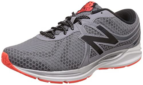 71e7c54a6926 new balance Men s 580 V5 Grey Running Shoes - 8 UK India (42 EU)(8.5 ...