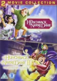 The Hunchback of Notre Dame 1 and 2 [DVD] [1996]