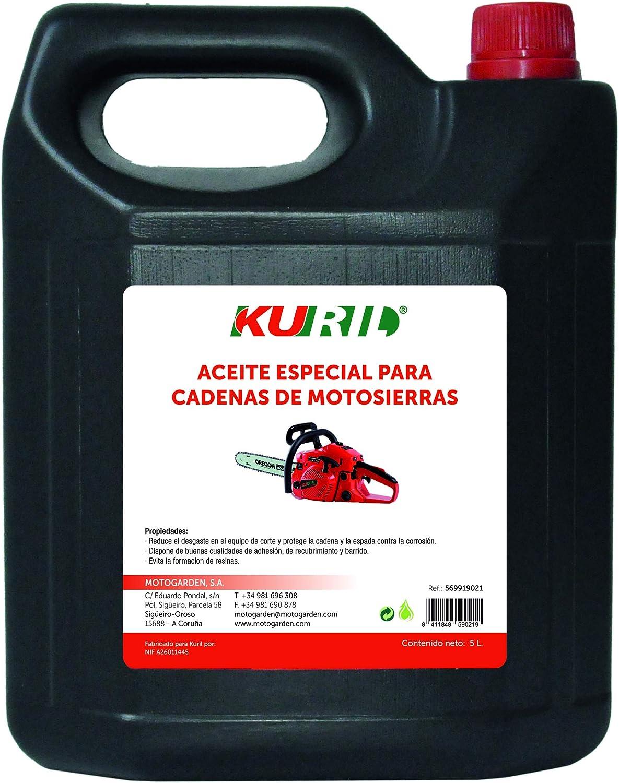 Kuril 24569919021 Aceite Especial para Cadenas de motosierras ...