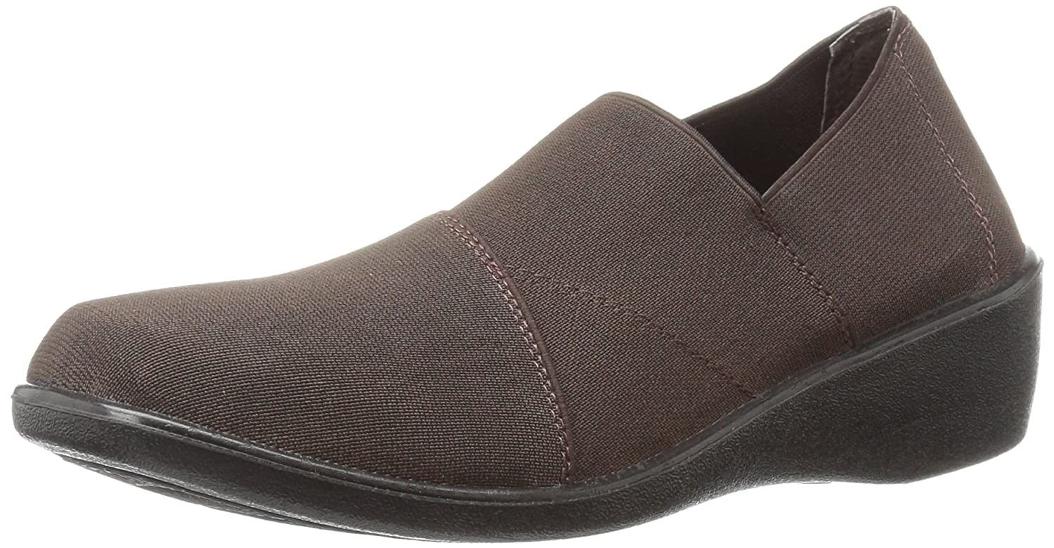 Easy Street Women's Trance Flat B01HN72DCK 11 W US|Brown