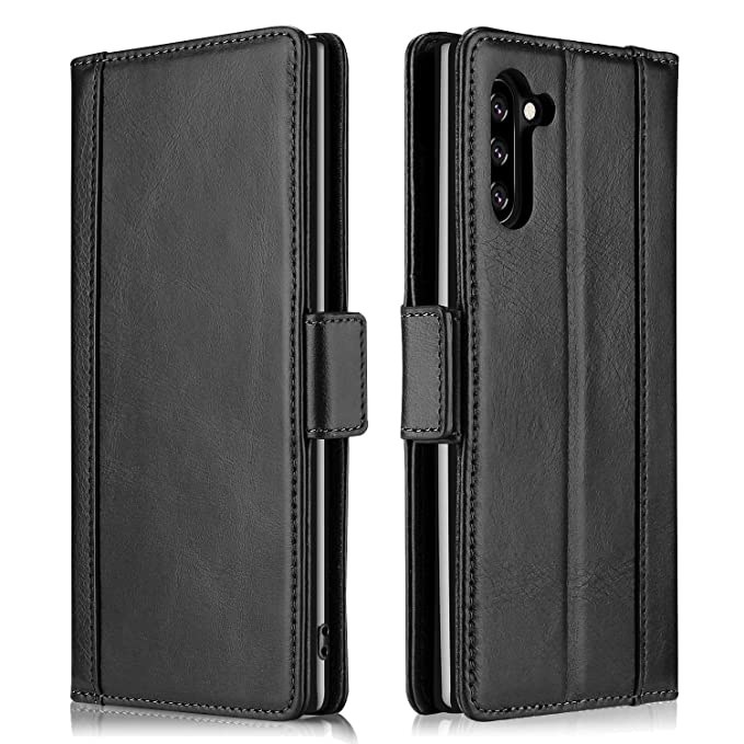 7 opinioni per ProCase Galaxy Note 10 Genuino Pelle