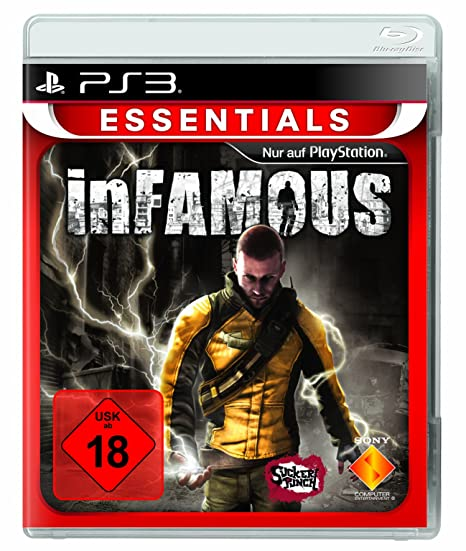 inFamous [Essentials]