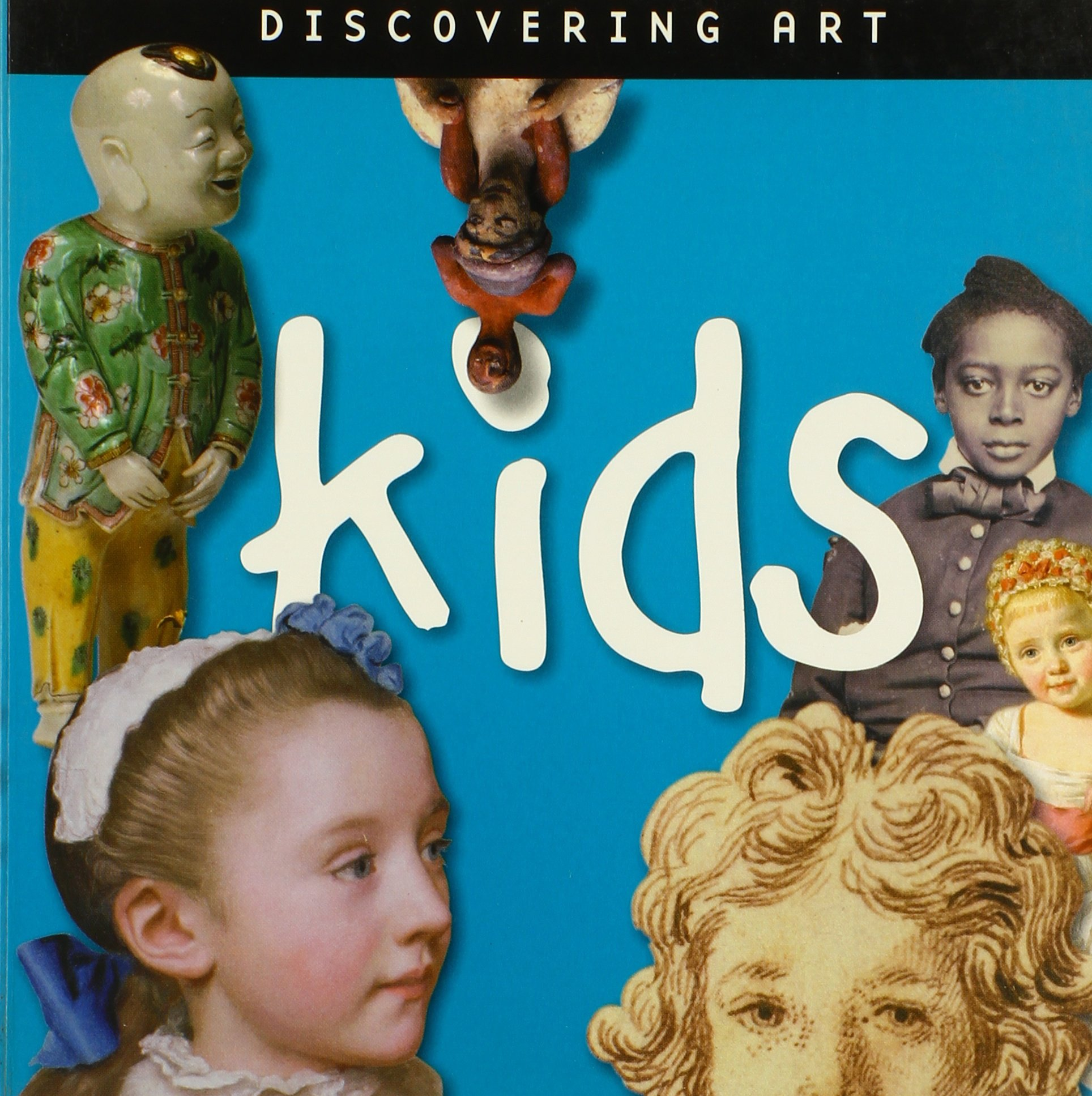 Download Discovering Art: Kids pdf epub