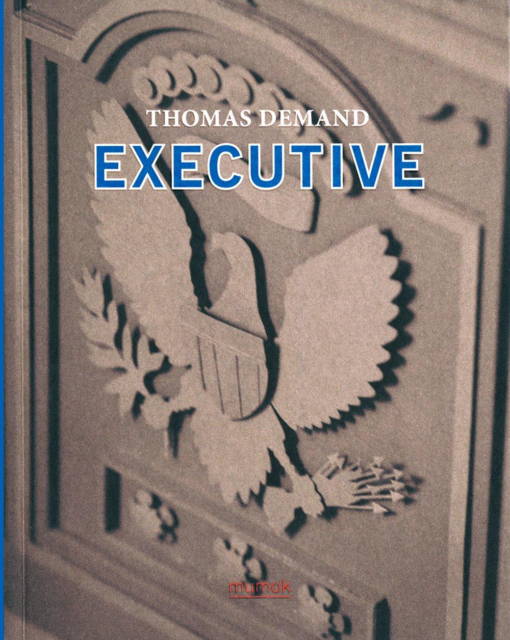 Thomas Demand. Executive: Von Poll zu Presidency / From Poll to Presidency
