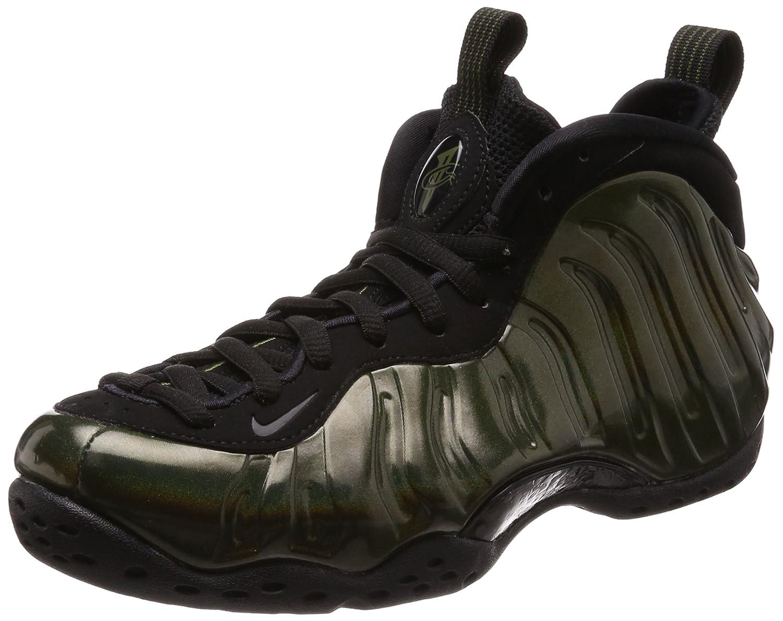 Legion vert, noir-noir 42.5 EU Nike Air Foamposite One, Chaussures de Basketball Homme