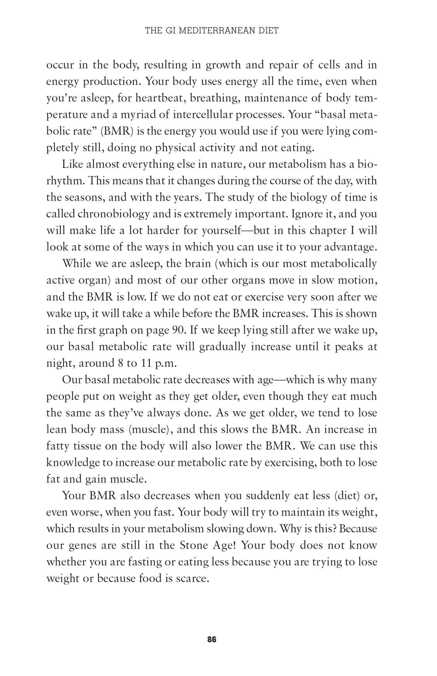 the gi mediterranean diet by lindberg