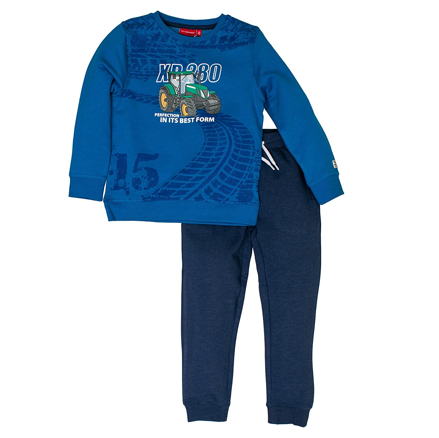 Salt & Pepper Set Farm Work XR, Conjunto de Ropa para Niños SALT AND PEPPER 75128163