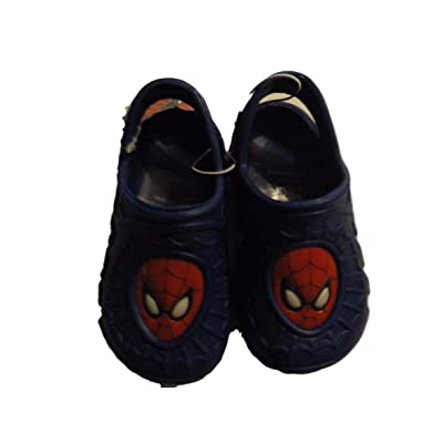 Ultimate Spider-Man Clogs Size Small (5-6)