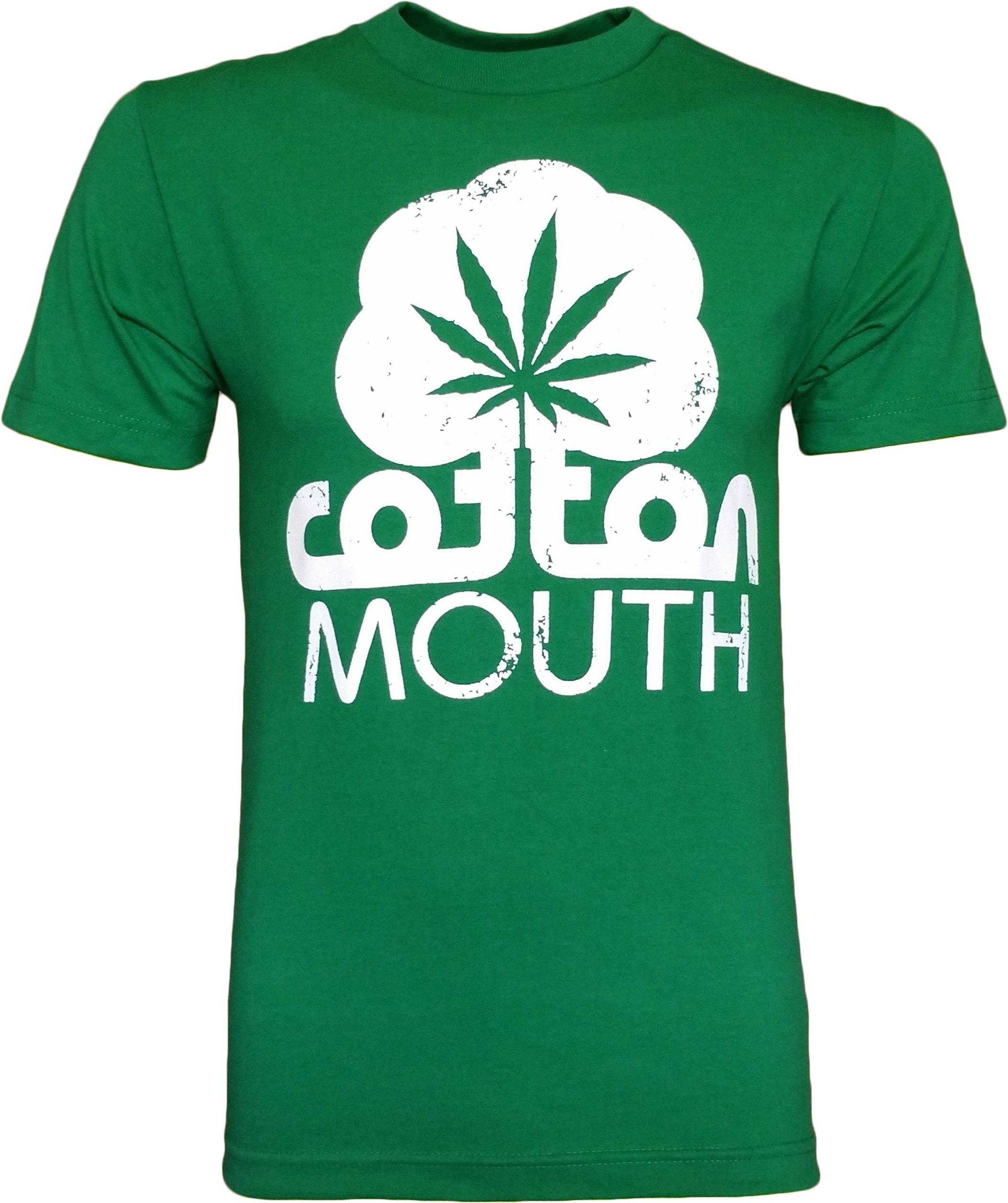 Cotton Mouth 420 Marijuana Weed Blunt Cannabis Dank