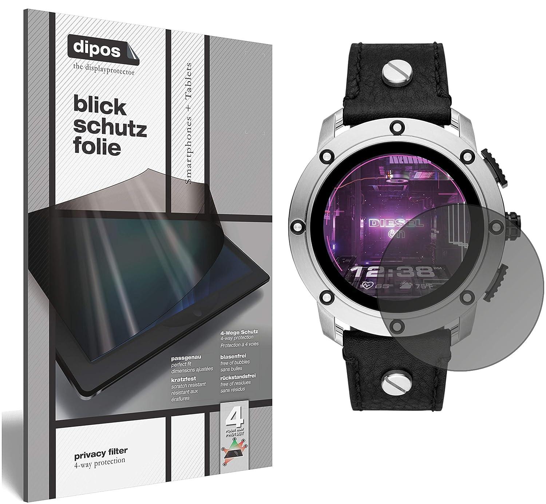 dipos I Protección de la Vista Compatible con Diesel On Smartwatch ...