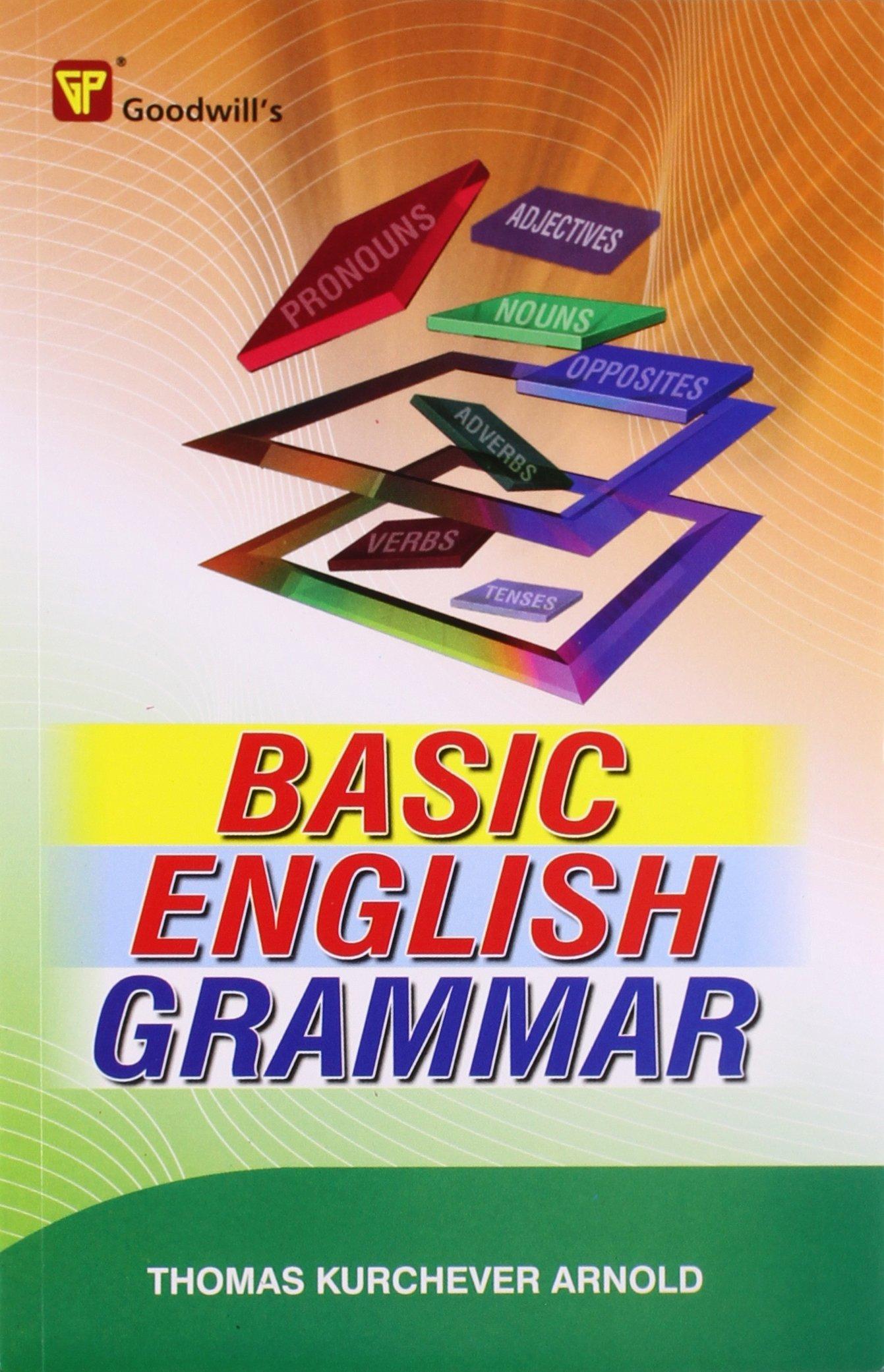 Basic English Grammar (English Improvement for Success)