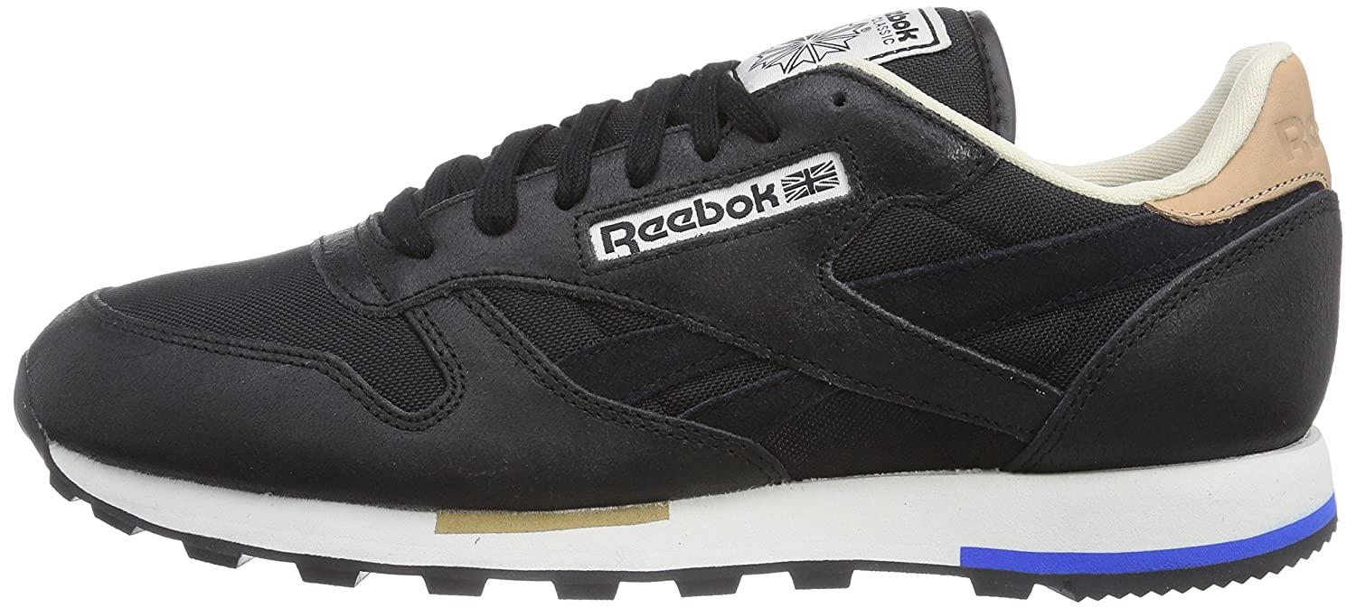 Reebok Classic Leather Casual - Zapatillas Hombre: Amazon.es: Zapatos y complementos