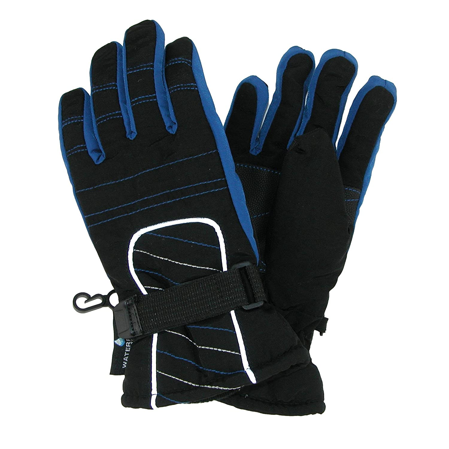 hot sell Grand Sierra Boys' 4-7 Sport Design Snowboard Gloves big discount