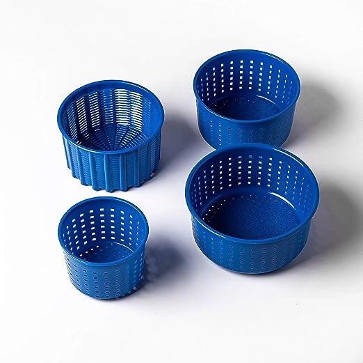 0.6L BEAUFORT PLASTIC SQUARE FOOD KITCHEN STORAGE CONTAINER TUB