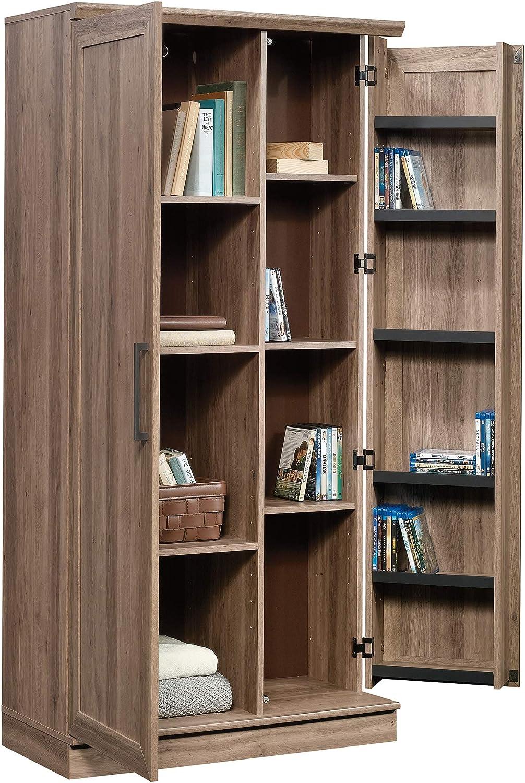 422428 Sauder HomePlus Storage Cabinet in Salt Oak