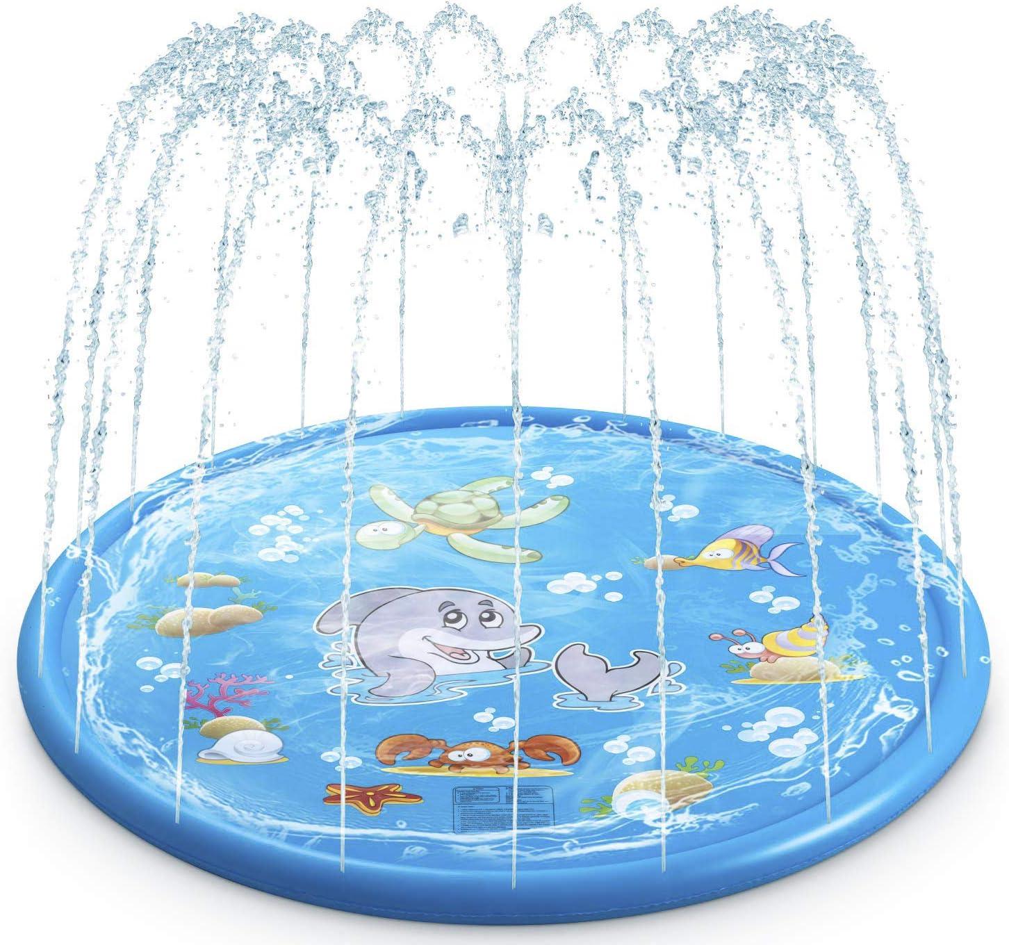 Water Sprinkler Pad