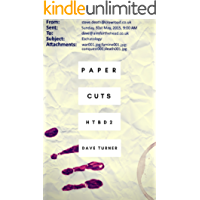 Paper Cuts (The 'How To Be Dead' Comedy Horror Series Book 2)