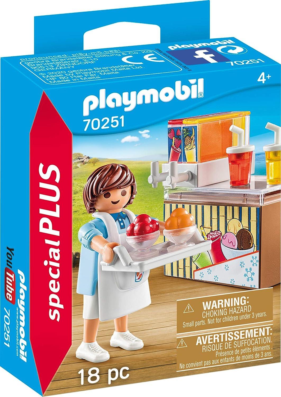Playmobil 70251 Special Plus Street Vendor