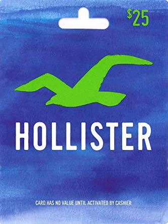 buy hollister gift card online